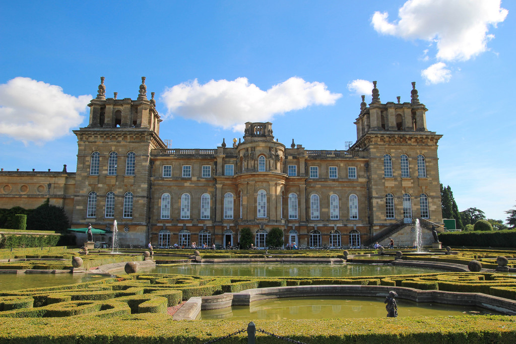 Blenheim Palace photo