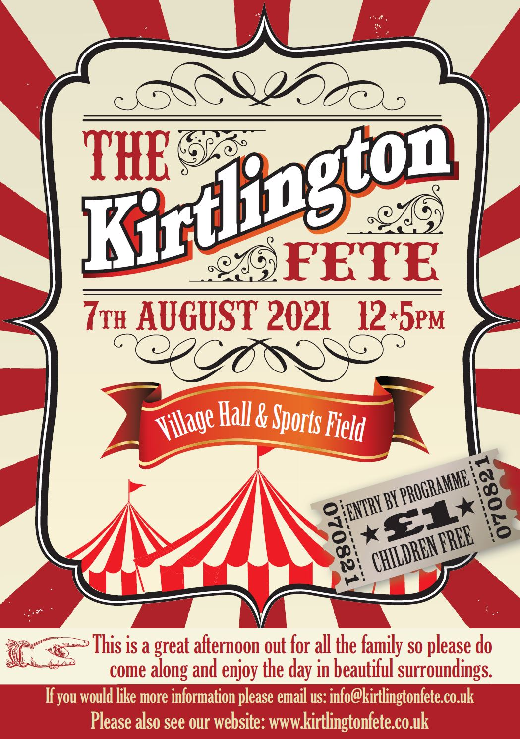 Fete poster image for 20210807